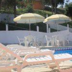 Area de convivencias piscina conjunto total